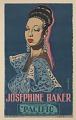 View Poster of Josephine Baker for Compagnie Générale Du Disque - Pacific digital asset number 0