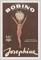 View Poster advertising Josephine Baker's recording of Josephine digital asset number 0