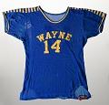 View Basketball jersey for Lockland Wayne High School digital asset number 0