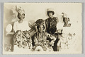 View Souvenir du Carnival, Photograph of French Antillean dress digital asset number 0