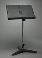 View Music stand used by Ginger Smock digital asset number 0