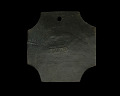 View Charleston slave badge from 1811 for Porter No.27 digital asset number 1