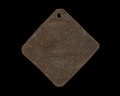 View Charleston slave badge from 1857 for Servant No. 1155 digital asset number 1
