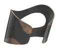 View Modernist copper cuff bracelet by Art Smith digital asset number 1