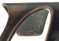 View Modernist copper cuff bracelet by Art Smith digital asset number 2