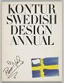 View <I>Kontur 13 Swedish Design Annual 1965/66</I> digital asset number 0