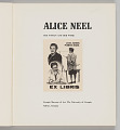 View <I>Alice Neel: The Woman and Her Work</I> digital asset number 2