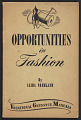 View <I>Opportunities in Fashion</I> digital asset number 0