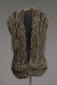 View Fox fur stole designed by Lustick Furriers from Mae's Millinery Shop digital asset number 0