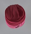 View Pink turban style hat and scarf from Mae's Millinery Shop digital asset number 6