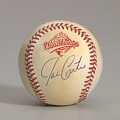 View Baseball from the 1992 World Series autographed by Joe Carter digital asset number 0