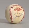 View Baseball from the 1992 World Series autographed by Joe Carter digital asset number 8