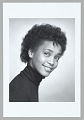 View Portrait of Whitney Houston digital asset number 0