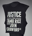 View T-shirt for Tamir Rice and John Crawford worn by Andrew Hawkins digital asset number 1