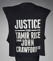 View T-shirt for Tamir Rice and John Crawford worn by Andrew Hawkins digital asset number 0