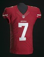 View Football jersey signed by Colin Kaepernick digital asset number 0