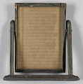 View Framed photograph of unidentified WWI soldier digital asset number 2