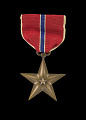 View The Bronze Star issued for First Lieutenant John E. Warren, Jr. digital asset number 0