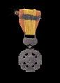 View Vietnam Gallantry Cross Medal issued to First Lieutenant John E. Warren Jr. digital asset number 0