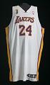 View Los Angeles Lakers uniform worn in NBA Finals by Kobe Bryant digital asset number 2