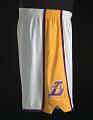 View Los Angeles Lakers uniform worn in NBA Finals by Kobe Bryant digital asset number 4