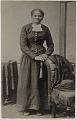 View Matte collodion print of Harriet Tubman digital asset number 0