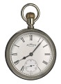 View Pocket watch likely carried by Matthew Henson in 1908-1909 Arctic expedition digital asset number 0