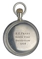 View Pocket watch likely carried by Matthew Henson in 1908-1909 Arctic expedition digital asset number 1