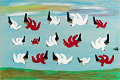 View <I>Untitled (Good and Bad Angels Flying)</I> digital asset number 0