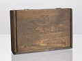 View Pine box owned by Pvt. Marquis Peterson, Co. F, 55th Mass. Vol. Inf. digital asset number 0