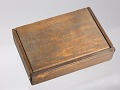 View Pine box owned by Pvt. Marquis Peterson, Co. F, 55th Mass. Vol. Inf. digital asset number 4