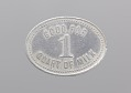 View Trade token for the Sanitary Dairy of Barnesville, OH owned by Marquis Peterson digital asset number 0