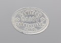 View Trade token for the Sanitary Dairy of Barnesville, OH owned by Marquis Peterson digital asset number 1