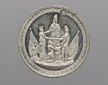 View GAR 1890 Boston National Encampment medallion owned by Marquis Peterson digital asset number 0