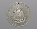 View GAR 1890 Boston National Encampment medallion owned by Marquis Peterson digital asset number 1