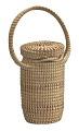 View <I>Lidded Journey Basket with Handle</I> digital asset number 2