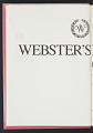 View <I>Webster's Ninth New Collegiate Dictionary</I> digital asset number 5