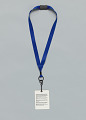 View Journalist pass for the 2013 Presidential Inauguration owned by Jim Vance digital asset number 1