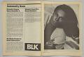 View <I>BLK Vol. 1 No. 1</I> digital asset number 3