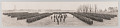 View Framed panoramic photograph of 183d Brigade of the 92d Infantry Division digital asset number 0