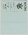 View U.S. Army Certificate of Service issued to Lt. Colonel Charles J. Blackwood digital asset number 1
