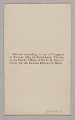 View Carte-de-visite portrait of Sojourner Truth digital asset number 1