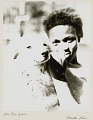 View Portrait of Ida Mae Johnson Nelson with a dog digital asset number 2