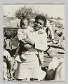 View Portrait of Annie Lee Taylor holding Geneva Taylor digital asset number 0