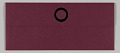 View Wedding Invitation Suite: Maroon invitation envelope digital asset number 0