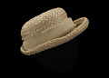 View Straw hat owned by Rosa Parks digital asset number 1