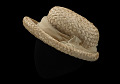View Straw hat owned by Rosa Parks digital asset number 3