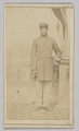 View Carte-de-visite of an unidentified Union soldier digital asset number 0