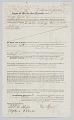 View Bill of sale for four enslaved persons in Charleston, South Carolina digital asset number 0
