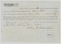 View Hiring agreement for an enslaved woman named Martha in South Carolina digital asset number 0